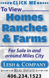 Miles City For Sale - Lesh & Company Real Estate